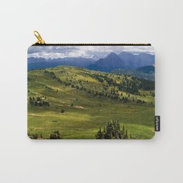 Wilderness Ahead Carry-All Pouch
