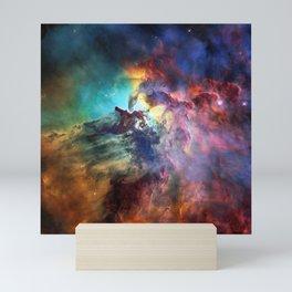 Lagoon Nebula Mini Art Print