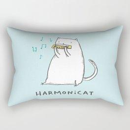 Harmonicat Rectangular Pillow