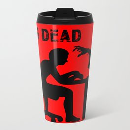 THE WORKING DEAD Metal Travel Mug