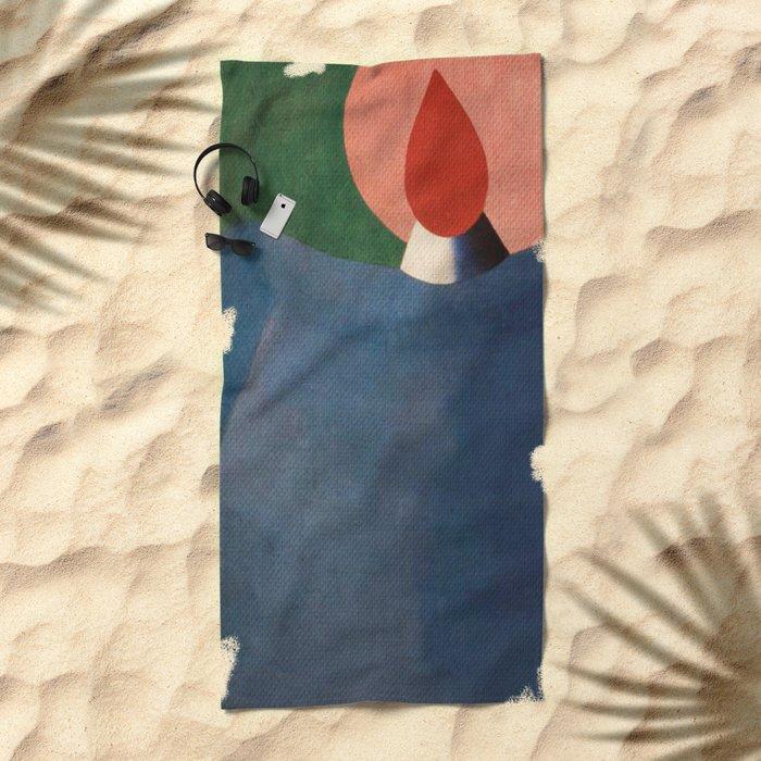 Ogum Beach Towel