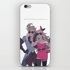 Fashion What? iPhone & iPod Skin