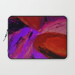 Abstract Maelstrom II by Robert S. Lee Laptop Sleeve
