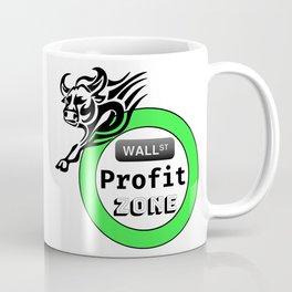 Bull Market Stock Exchange Profit Dividend Investor Gift Coffee Mug