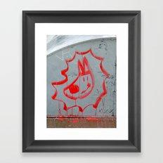 biritasplash - amsterdam Framed Art Print