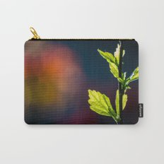 Leaves in a colorful world Carry-All Pouch