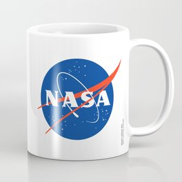 NASA Insignia Coffee Mug