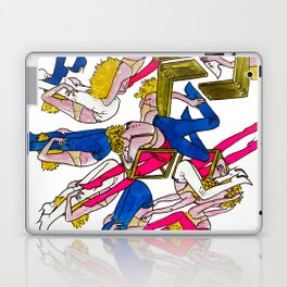rock rests. Laptop & iPad Skin