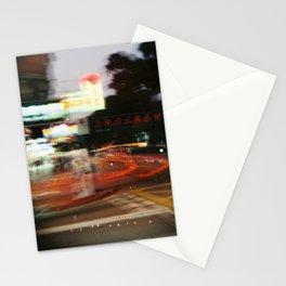 Hong Kong City Light Stationery Cards