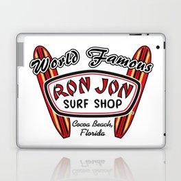 World Famous Ron Jon Surf Shop Cocca Beach Florida Laptop & iPad Skin