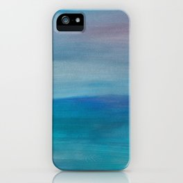 Ocean Mermaid Series, 3 iPhone Case