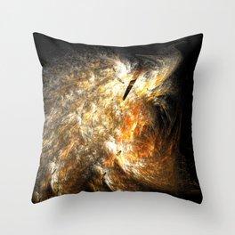 Chaotic Sence   (A7 B0184) Throw Pillow