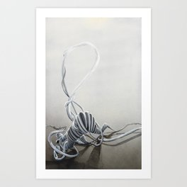 Organic Fusion Art Print