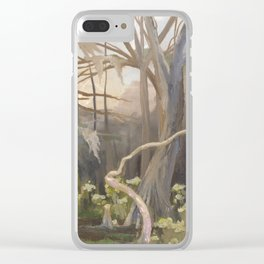 Afternoon at Manatee Springs Clear iPhone Case