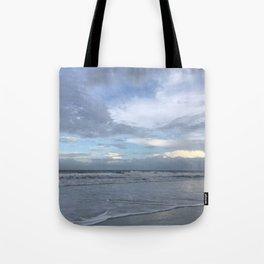Jacksonville Beach Tote Bag