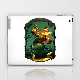 Jack-O-Lantern Laptop & iPad Skin