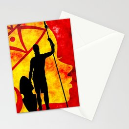 AFRICA MASAI Stationery Cards