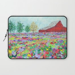 Texas Hill Country Laptop Sleeve