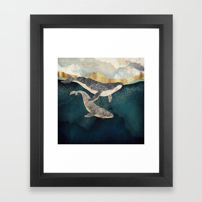 Bond II Framed Art Print