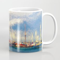 Waiting to sail Mug