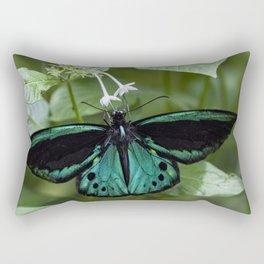Birdwing Rectangular Pillow