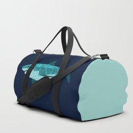 Geo Shark Duffle Bag