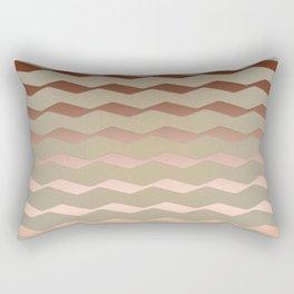 River Sand Rectangular Pillow