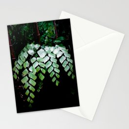 Diamond Maidenhair Stationery Cards