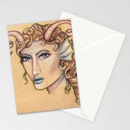 Capricorn Stationery Cards