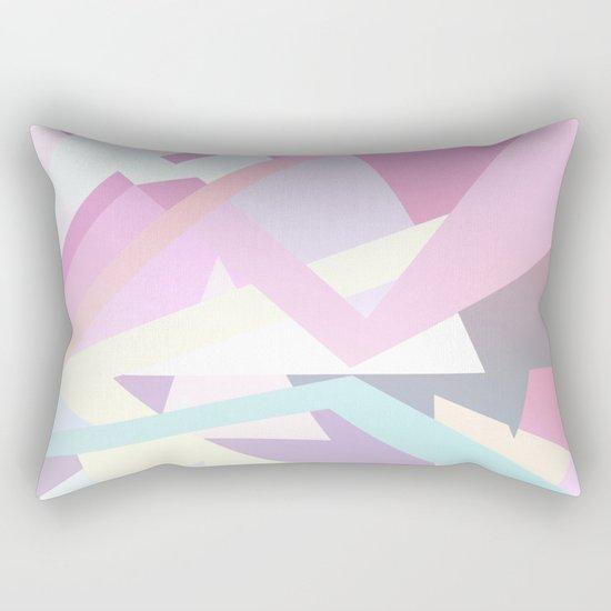 Pastel Pop Rectangular Pillow