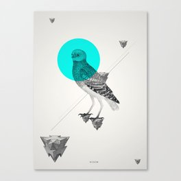 Archetypes Series: Wisdom Canvas Print