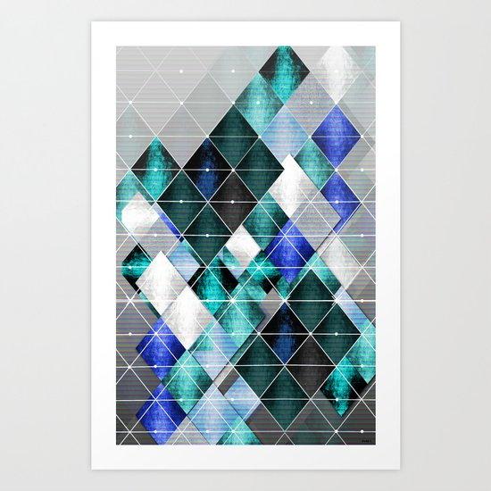Wynter Art Print