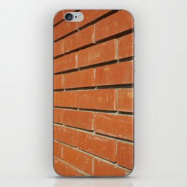 Brick wall iPhone Skin