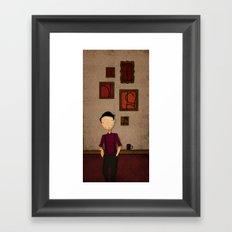 Cuadros Framed Art Print