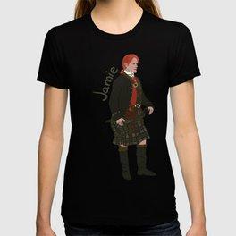 Jamie Fraser (Outlander) T-shirt