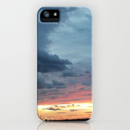 Side view mirror iPhone Case