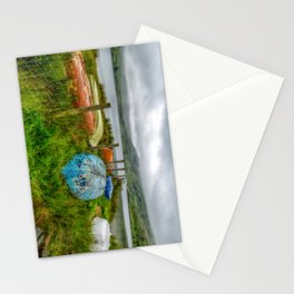 Cwmystradllyn Boats Stationery Cards