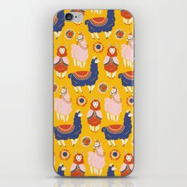 Drama Llama iPhone Skin