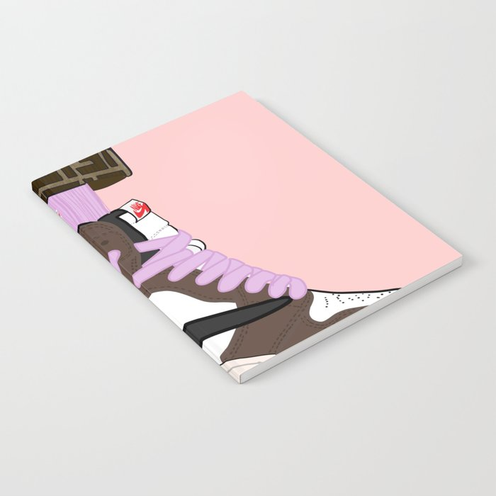 Cactus Jack Notebook