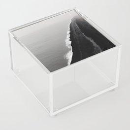 BLACK SAND BEACH Acrylic Box