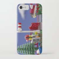 airplanes iPhone & iPod Cases featuring Airplanes by Pedro Nogueira