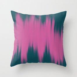 Soundwaves #2 Throw Pillow