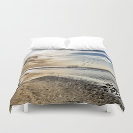 As Far As the Eye Can See Duvet Cover