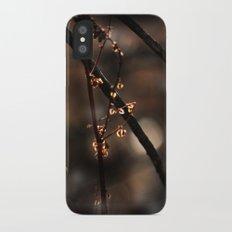 Forest Shadow Spirits iPhone X Slim Case
