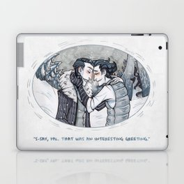 The Greeting Laptop & iPad Skin