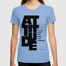 Lab No. 4 - Life Inspirational Quotes Of Attitude Inspirational Quotes Poster T-shirt