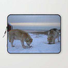 Ilulissat Greenland: The land of dog sleds and Midnight Sun Laptop Sleeve