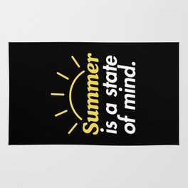 Summer is a State of Mind Rug