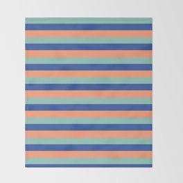 Just Stripes Throw Blanket