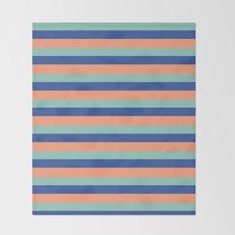 Just Stripes Throw Blanket